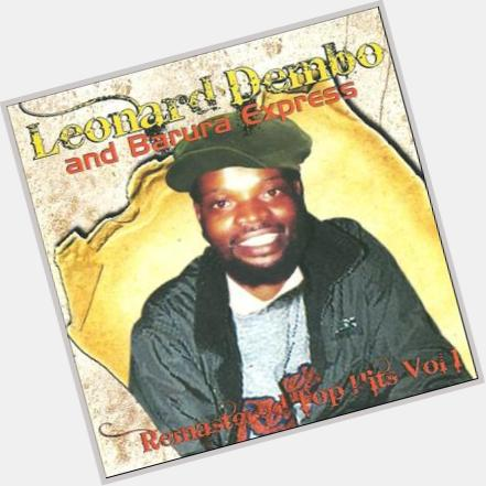 Leonard Dembo birthday 2015