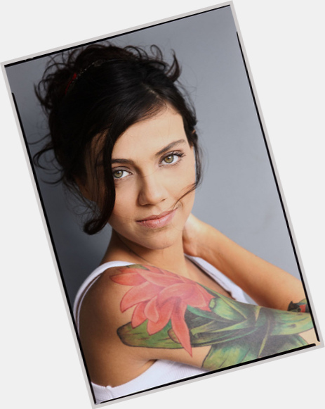 """<a href=""""/hot-women/leticia-persiles/where-dating-news-photos"""">Leticia Persiles</a> Slim body,  black hair & hairstyles"""