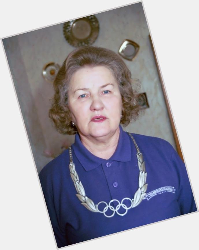 Lidiya Skoblikova birthday 2015
