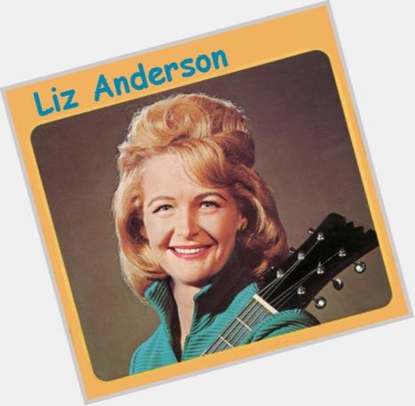 Liz Anderson birthday 2015