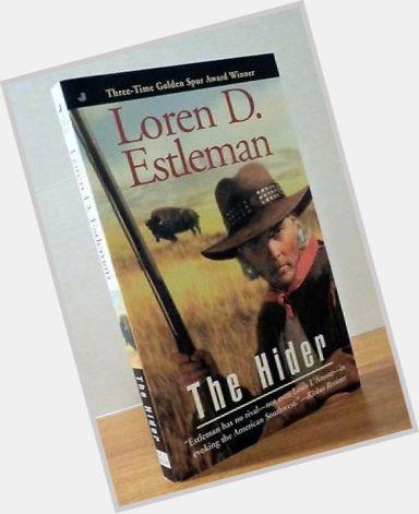 Loren D  Estleman full body 4