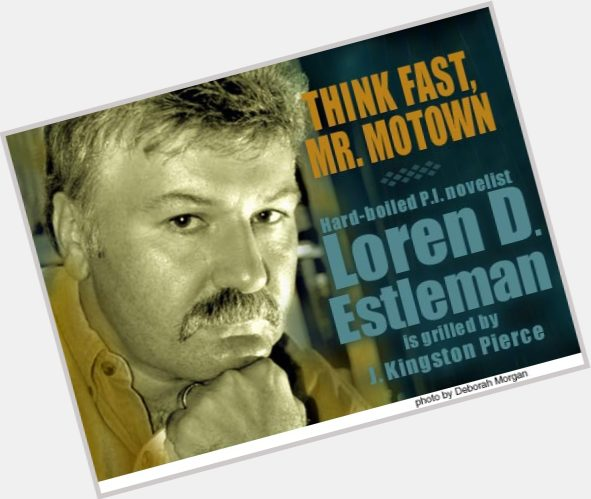 Loren D. Estleman birthday 2015