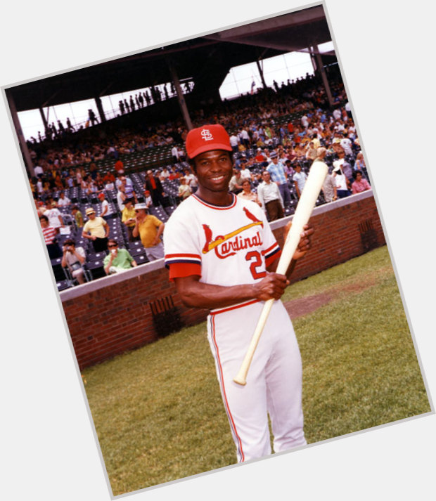 Lou Brock birthday 2015