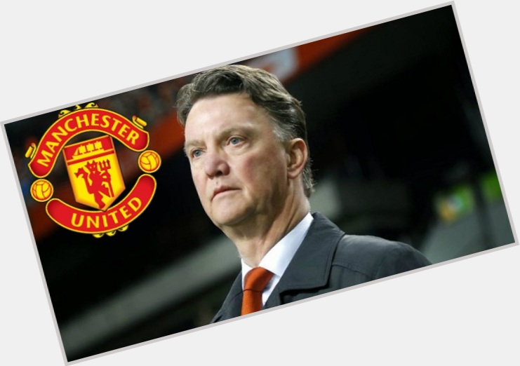 Louis Van Gaal birthday 2015