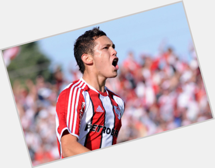 Lucas Ocampos birthday 2015