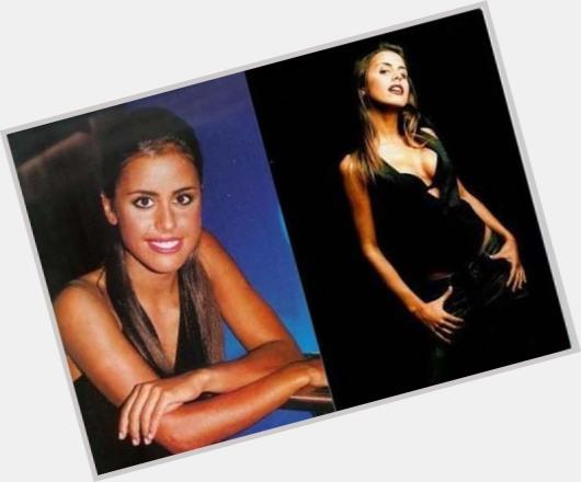 """<a href=""""/hot-women/lucia-garcia/where-dating-news-photos"""">Lucia Garcia</a> Slim body,  dark brown hair & hairstyles"""