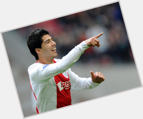 Luis Alberto Suarez new pic 1