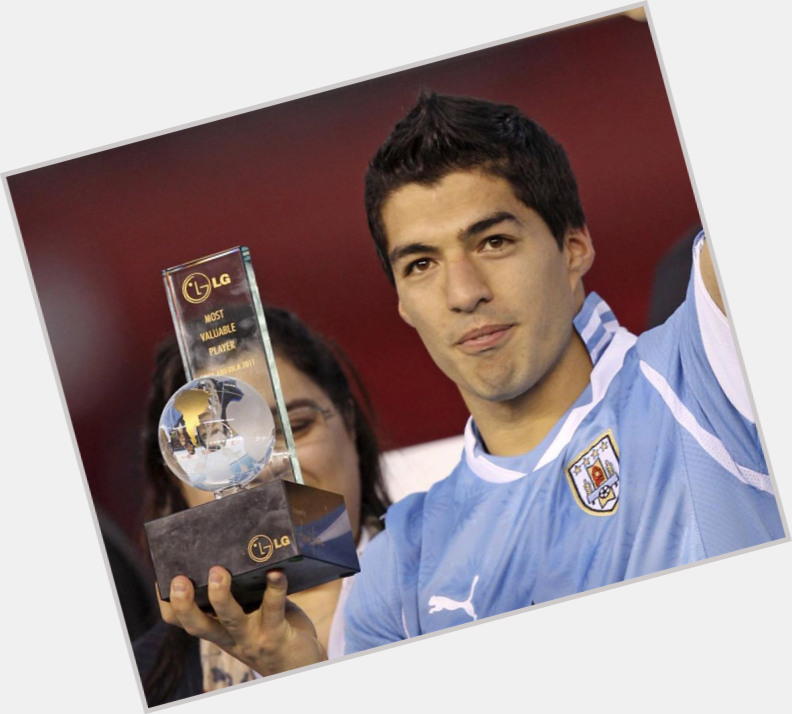 Luis Alberto Suarez birthday 2015