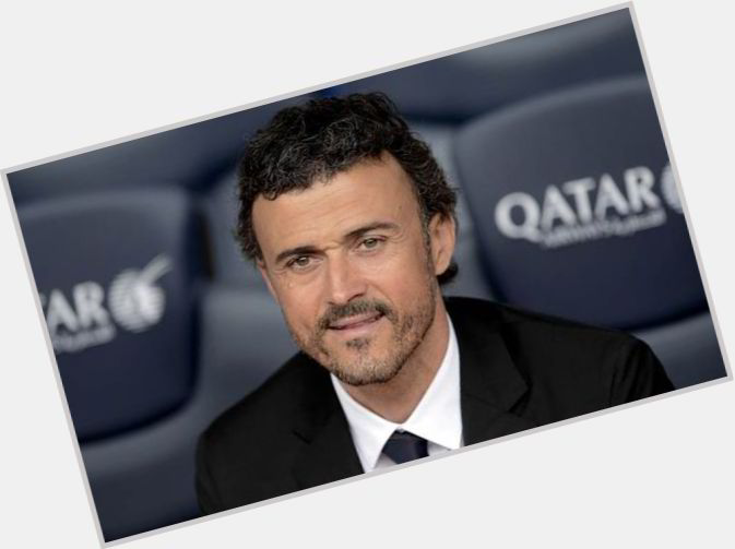 Luis Enrique birthday 2015