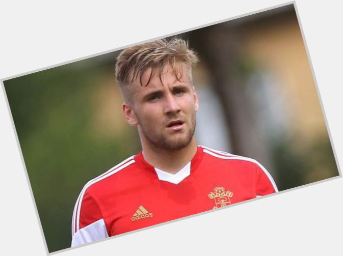 Luke Shaw birthday 2015