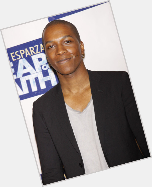Leslie Odom Jr birthday 2015