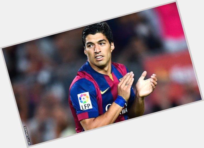 Luis Suarez birthday 2015