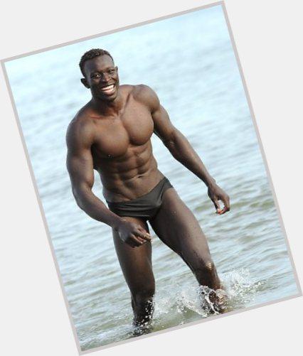 "<a href=""/hot-men/majak-daw/where-dating-news-photos"">Majak Daw</a> Athletic body,"