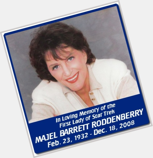Majel Barrett-roddenberry birthday 2015
