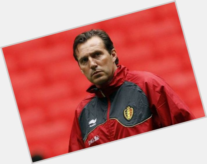Marc Wilmots birthday 2015