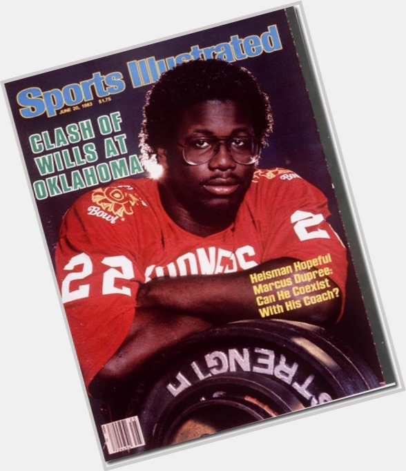 Marcus Dupree birthday 2015