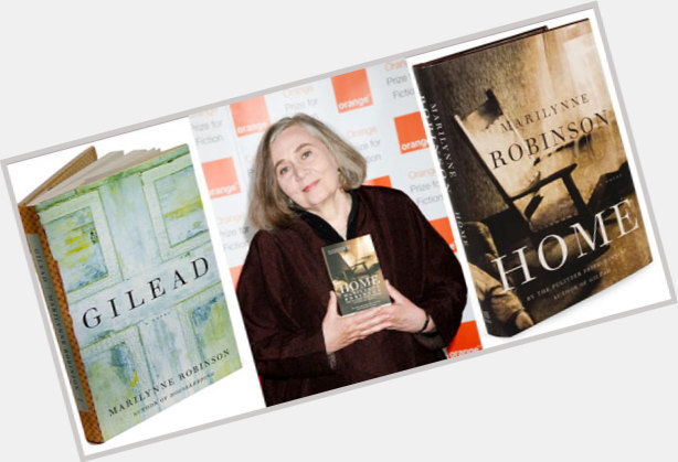 Marilynne Robinson where who 3