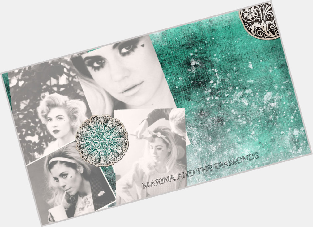 Marina Andthe Diamonds birthday 2015