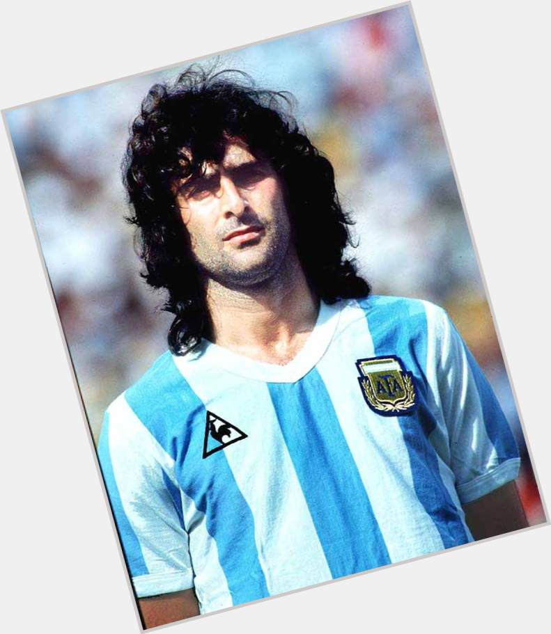 Mario Kempes birthday 2015