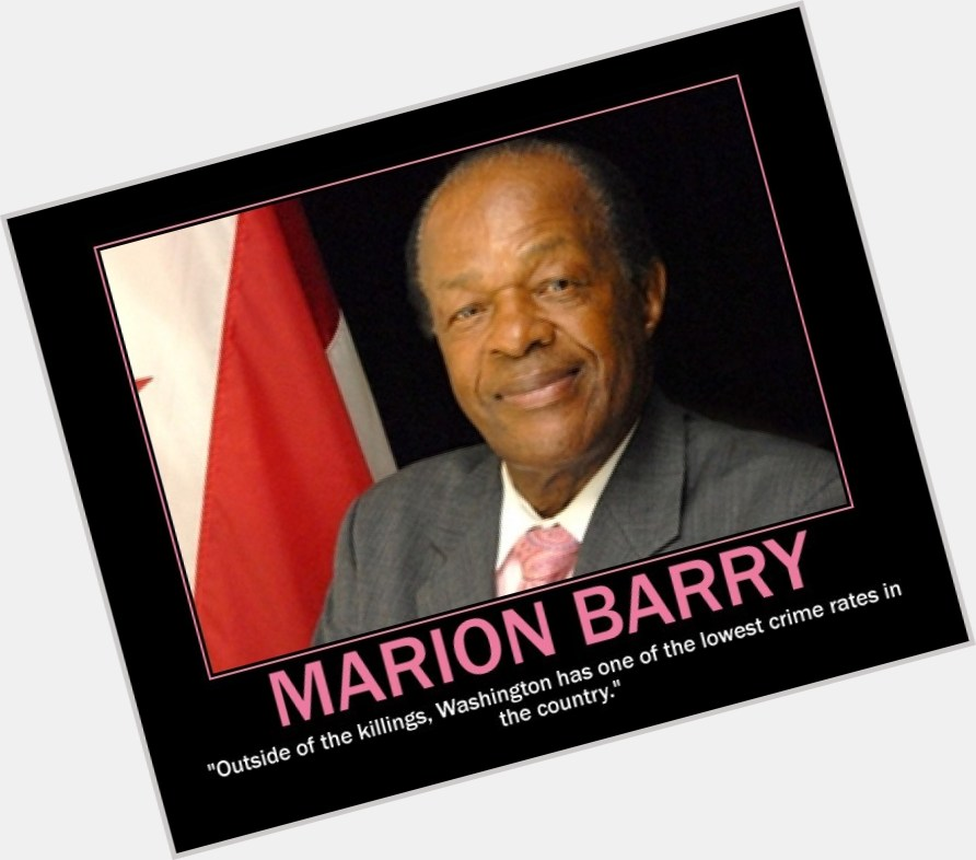 Marion Barry birthday 2015