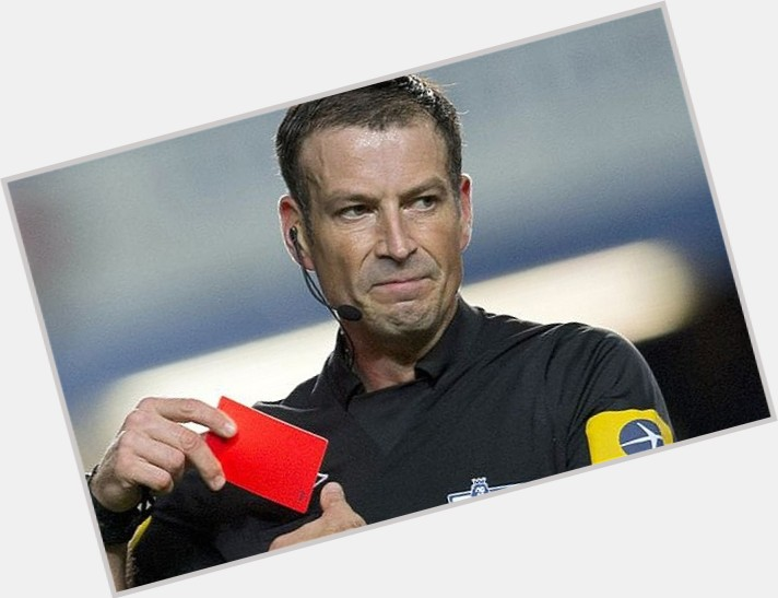 Mark Clattenburg birthday 2015