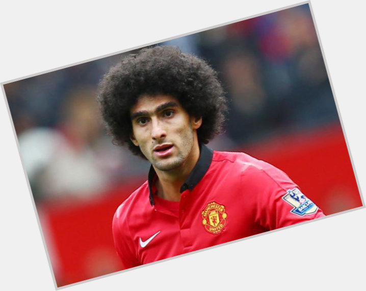 Marouane Fellaini birthday 2015