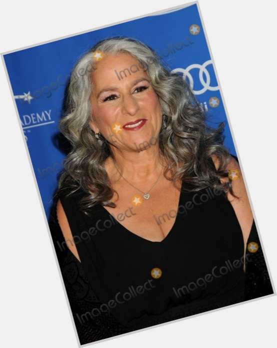 "<a href=""/hot-women/marta-kauffman/where-dating-news-photos"">Marta Kauffman</a> Average body,  salt and pepper hair & hairstyles"