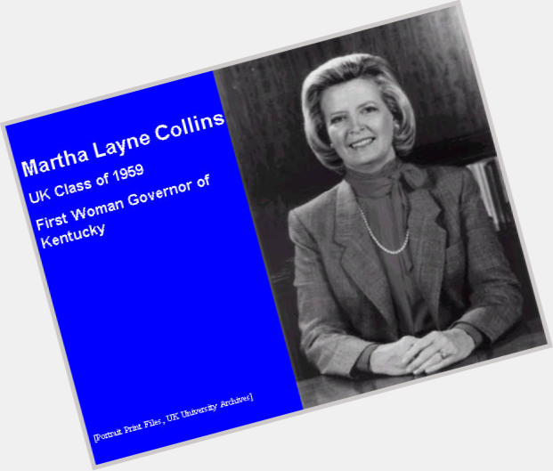 Martha Layne Collins birthday 2015
