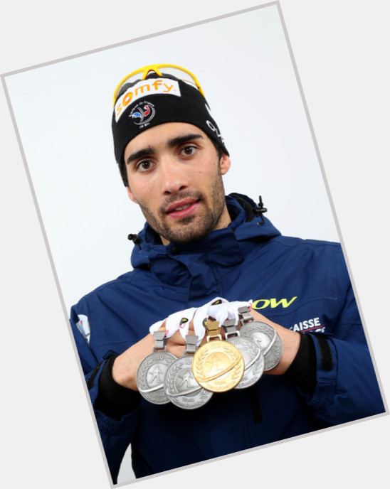 Martin Fourcade birthday 2015