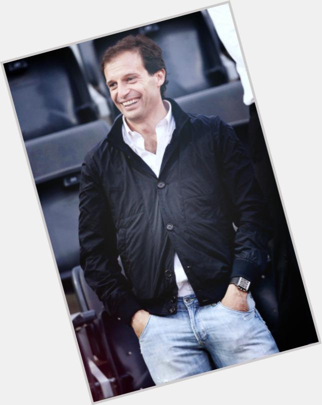 Massimiliano Allegri dating 2