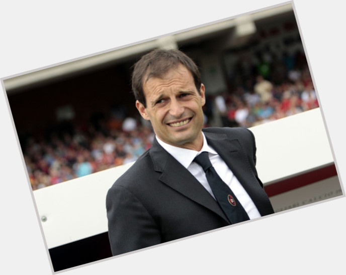 Massimiliano Allegri birthday 2015