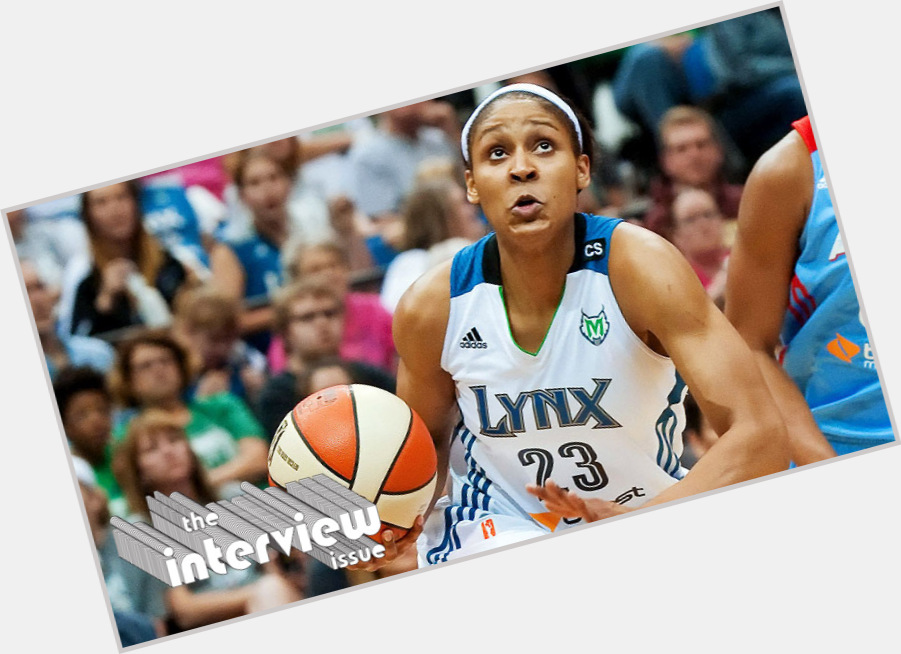 Maya Moore birthday 2015