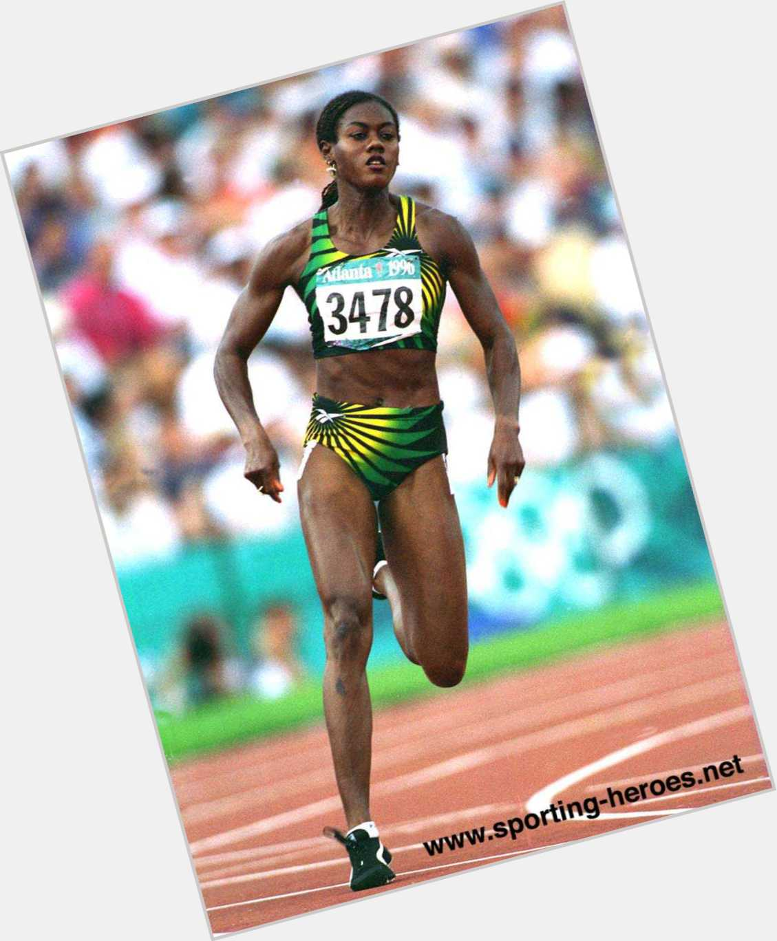 Merlene Ottey birthday 2015