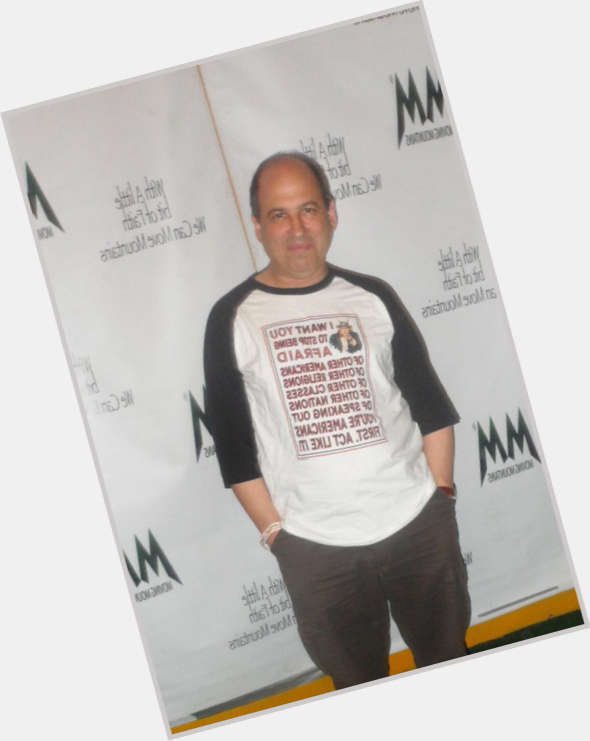 "<a href=""/hot-men/michael-kostroff/is-he-bi-2014"">Michael Kostroff</a> Large body,  bald hair & hairstyles"