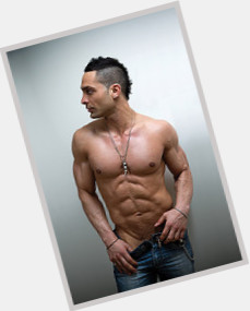 "<a href=""/hot-men/michael-mando/where-dating-news-photos"">Michael Mando</a> Athletic body,  black hair & hairstyles"