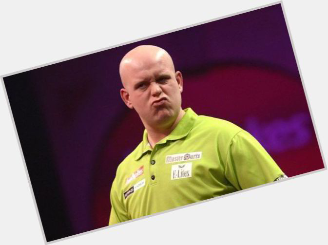 Michael Van Gerwen birthday 2015