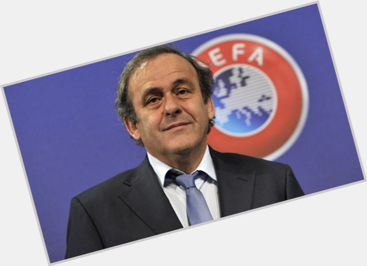 Michel Platini birthday 2015
