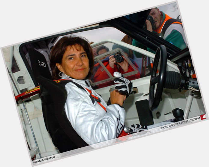 Michele Mouton birthday 2015