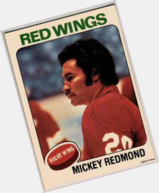 Mickey Redmond sexy 3