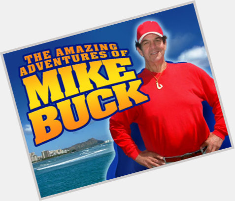 Mike Buck birthday 2015