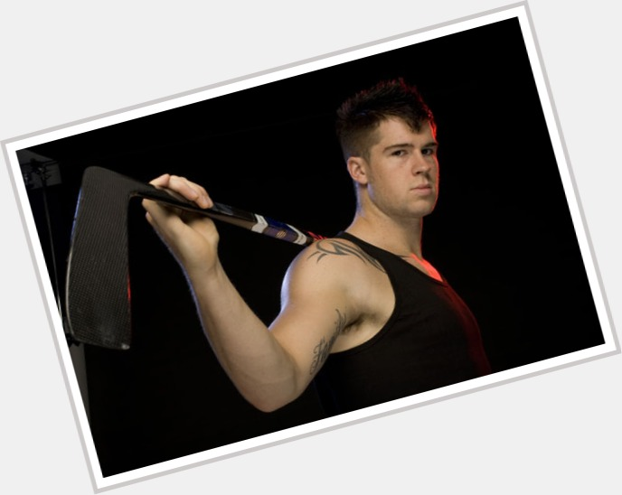 Mike Green dark brown hair & hairstyles Athletic body,
