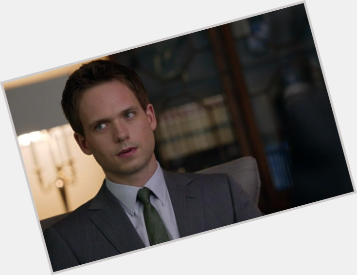 Mike Ross new pic 1