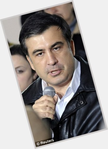 "<a href=""/hot-men/mikheil-saakashvili/where-dating-news-photos"">Mikheil Saakashvili</a> Average body,  dark brown hair & hairstyles"