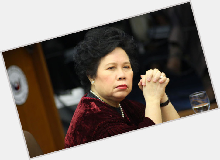 Miriam Defensor Santiago new pic 1