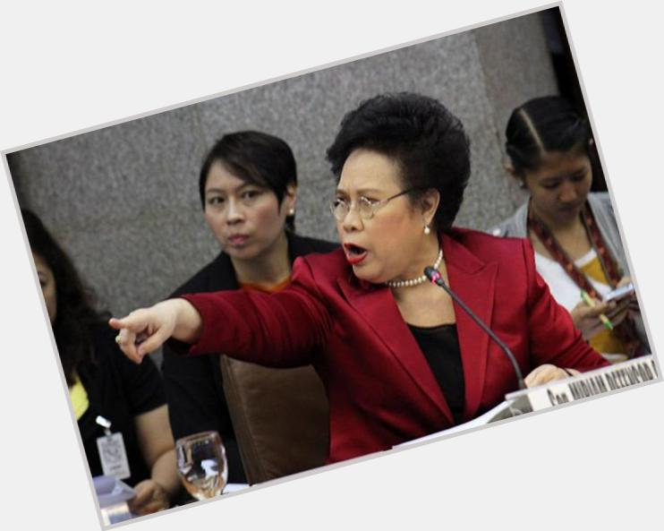 Miriam Defensor Santiago new pic 3
