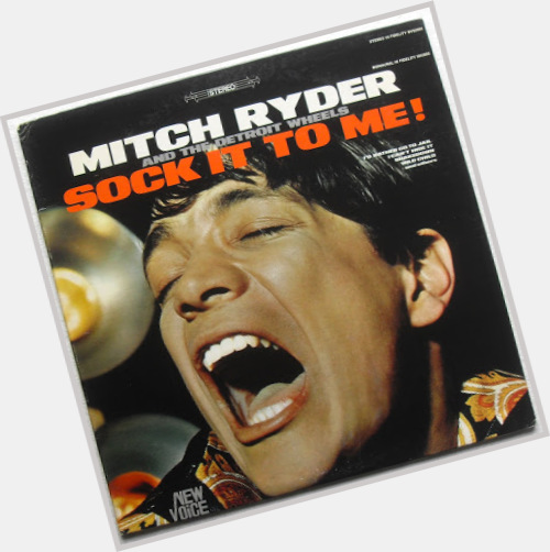 Mitch Ryder birthday 2015