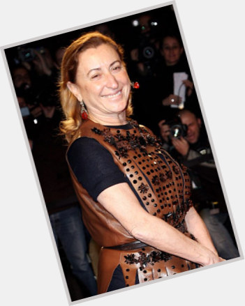Miuccia Prada birthday 2015