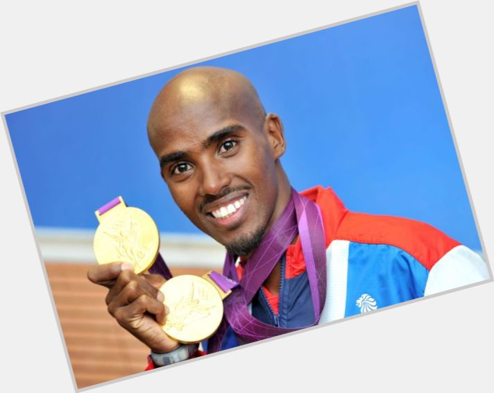 Mo Farah birthday 2015