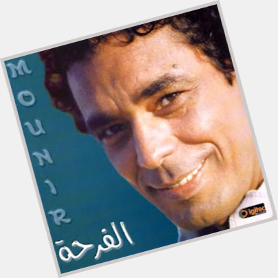 Mohamed Mounir hairstyle 3
