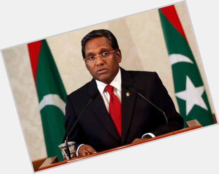 Mohammed Waheed Hassan birthday 2015